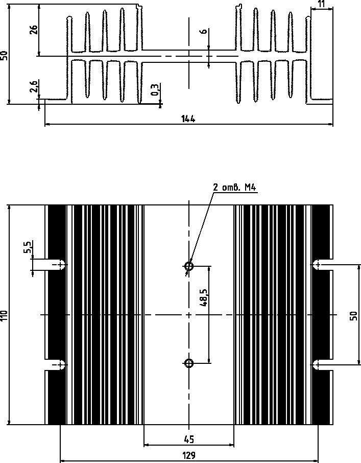 радиатор KIPPRIBOR РТР062.1