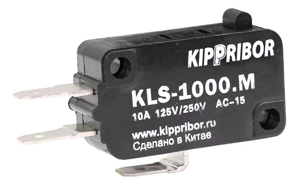 Микровыключатель KLS-A1000