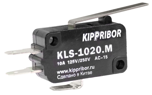 Микровыключатель KLS-A1020