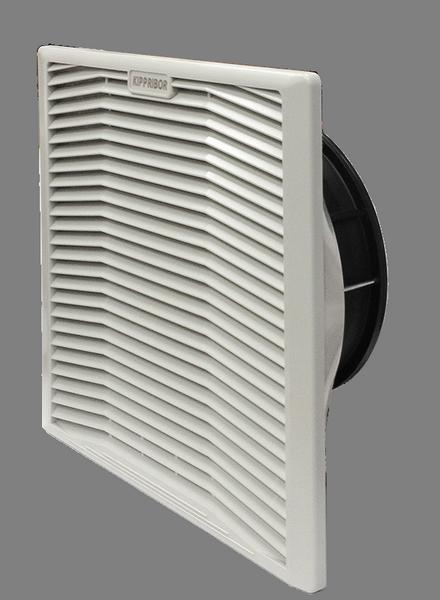 Впускная решетка с вентиляторами KIPVENT-500.01.230