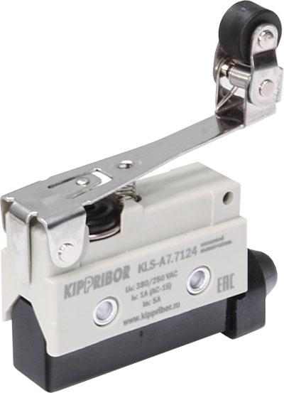Концевой выключатель KLS-A7.7124