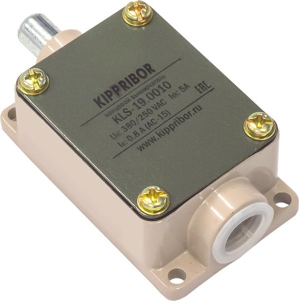 Концевой выключатель KLS-19.0010